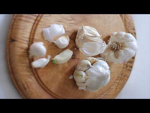 فوائد الثوم لعلاج الكحة السعال وطرد الديدان خلطة سهلة Food Garlic Vegetables