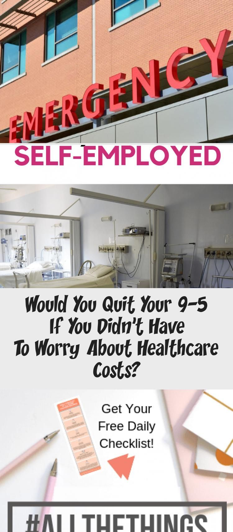 Looking To Leave Your 9 5 But Scared About Healthcare Costs Learn
