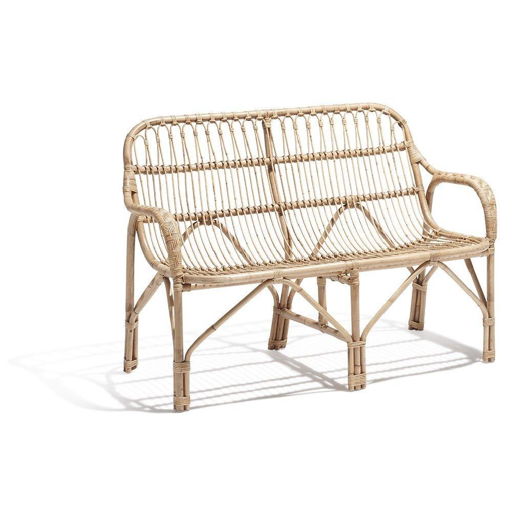 Soldes 2020 Chaise Et Banc De Jardin Gifi Canape En Osier Chaise De Jardin Fauteuil Osier