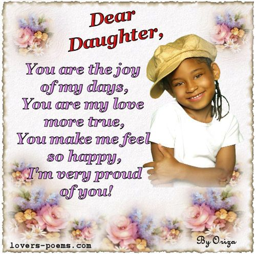 valentine ~ happy valentine valentines day message quote daughter, Ideas