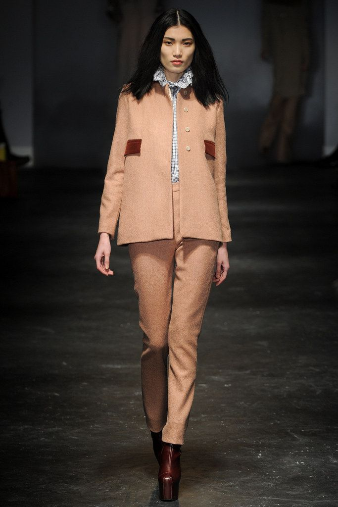Charles Anastase Fall 2011 Ready-to-Wear Fashion Show