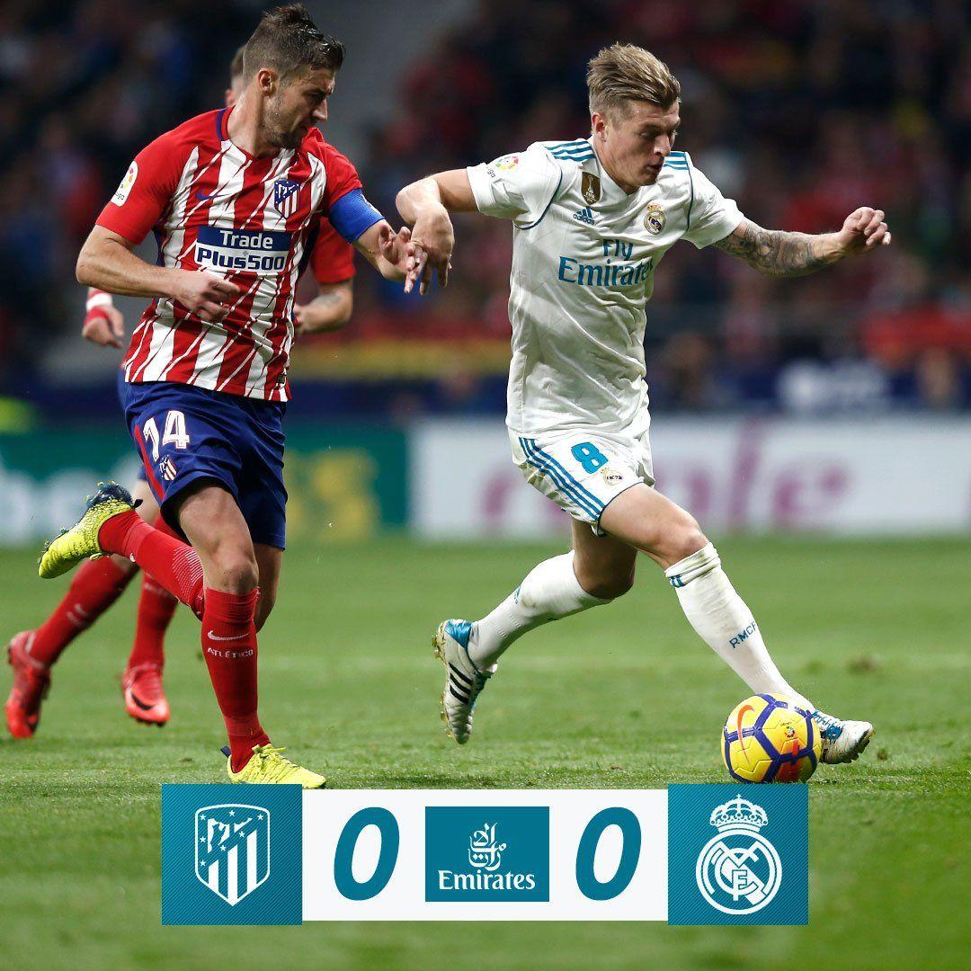 Download Atletico Madrid Vs Real Madrid 0 0 Highlights Http Bit Ly 2mdronu Atletico Madrid Real Madrid Sports Marketing