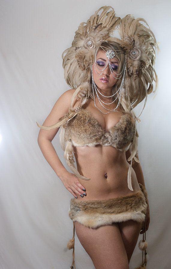 Rave girls topless