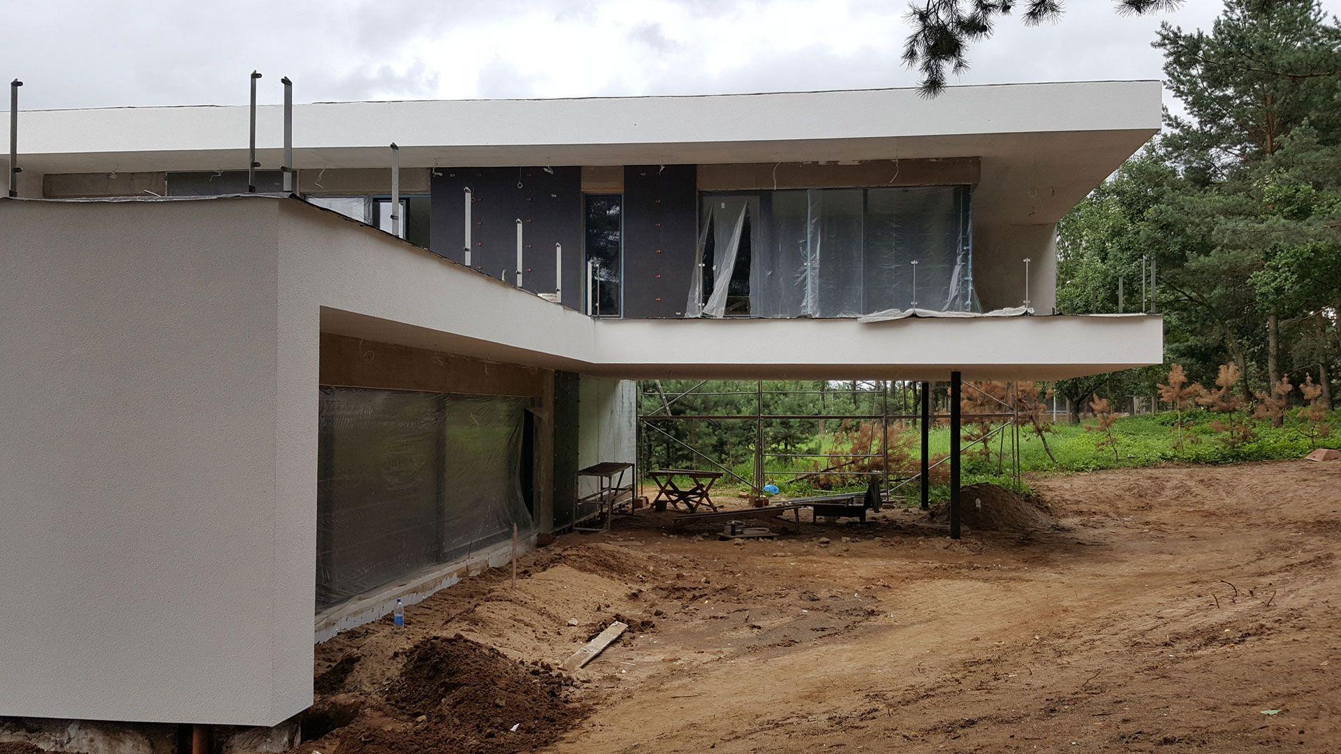 Modern Villa In Kaunas T&D Constructions (13)