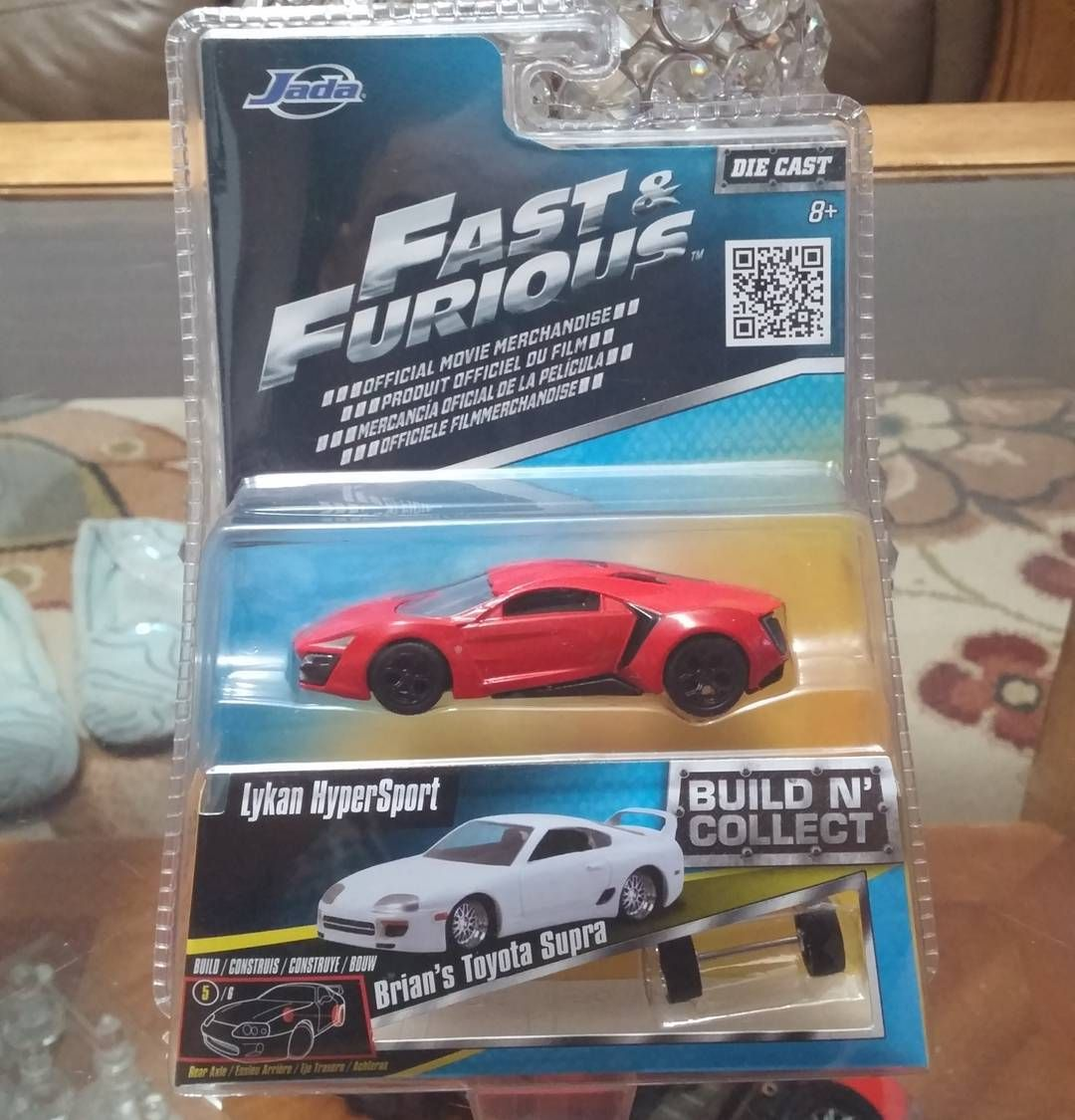 Jada car toys  lykan lykanhypersport jadadiecast jadadiecastcars jadavdubs