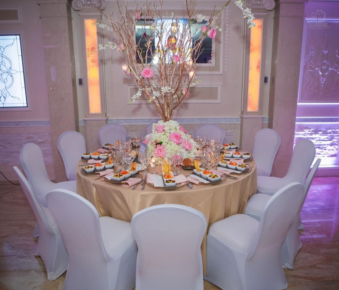 primrosecoutureevents (With images) Table decorations
