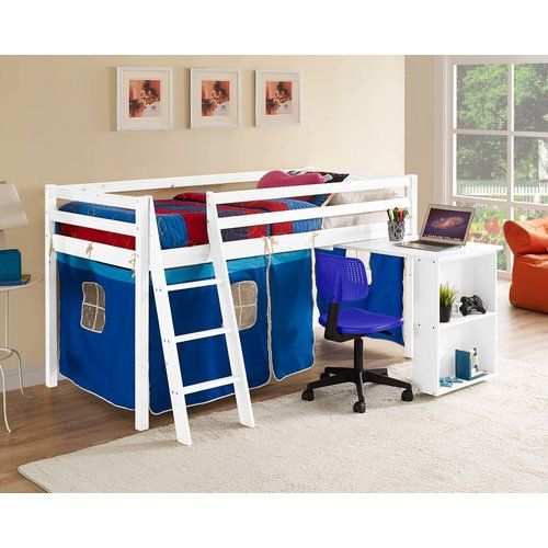Ryan Bunk Bed Tent Home Haus Colour Blue Bunk Bed Tent Cabin