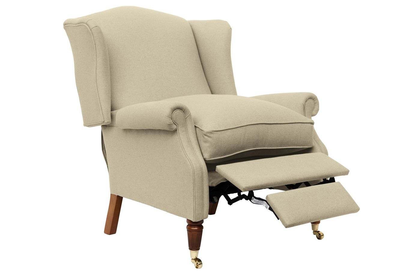 Upholstered Chair Styles Guide | Southwold Upholstered Recliner  sc 1 st  Pinterest : upholstered reclining chairs - islam-shia.org