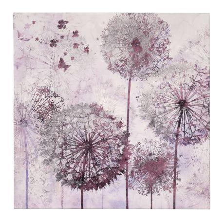 bild pusteblume tannenholz leinwand folie vorderansicht deko in 2018 pinterest leinwand. Black Bedroom Furniture Sets. Home Design Ideas