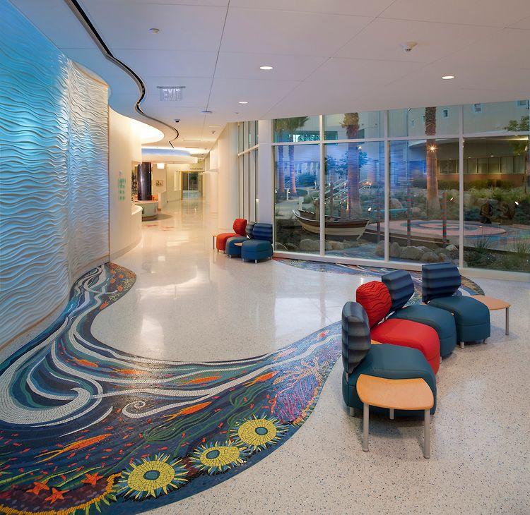 San Diego Interior Designers: The New Rady Children's Hospital In San Diego California