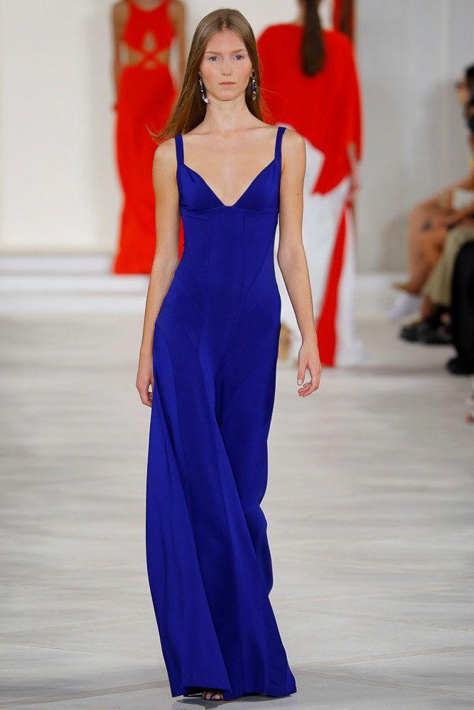 Ralph Lauren Spring 2016 Ready-to-Wear Fashion Show | Pinterest ...