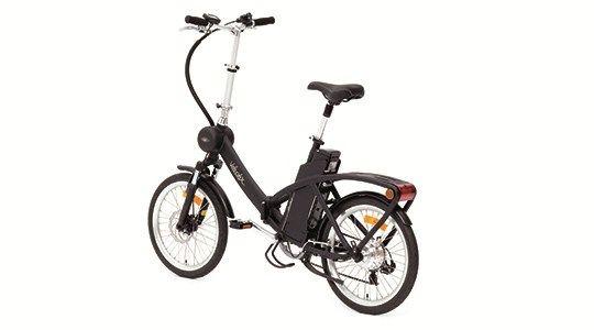 Velosolex. A foldable electric bike you can bring anywhere