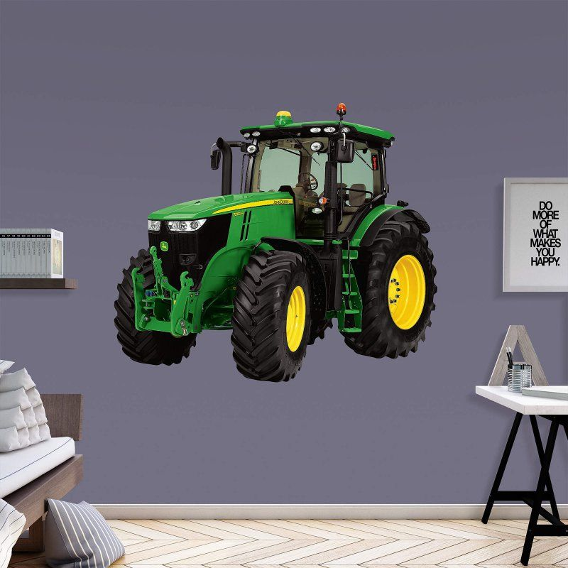 Fathead John Deere 7280r Tractor Wall Decal 1087 00003 Products