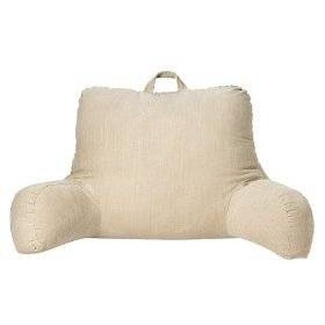 How To Make A Back Rest Pillow Ehow Bed Rest Pillow Bed Rest