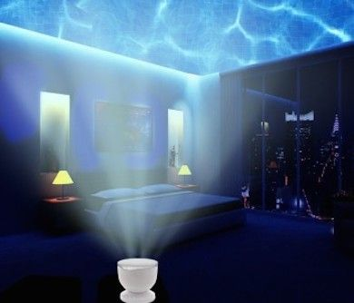 Underwater Projection Night Light Awesome Stuff 365 Night Light Projector Night Light Kids Night Light