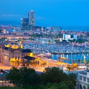 """""""BARCELONA, MADRID & SEVILLE"""" This nine day rail program is an ideal way to experience the distinct cultural identities of Spain's three largest cities. Begin the adventure in Barcelona, the country's second largest metropolis."""