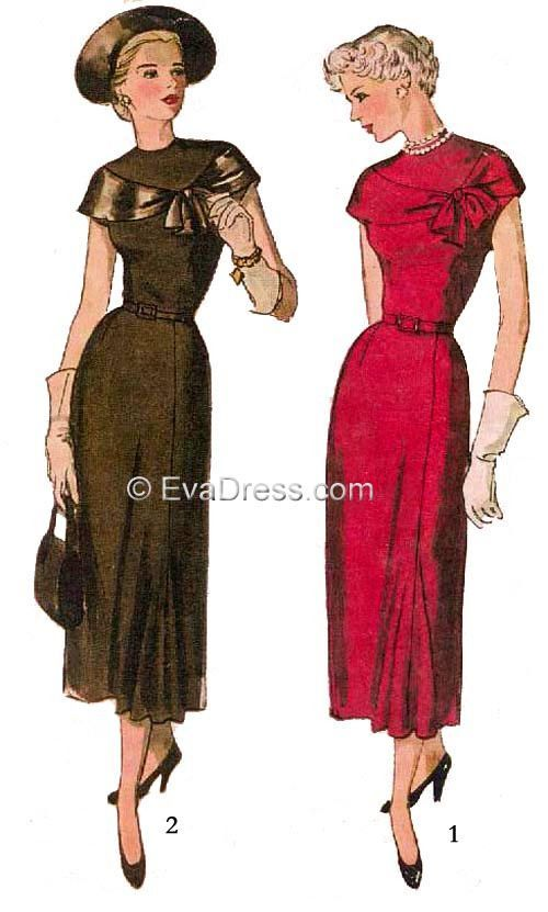 Vintage Outfits, Forties Fashion