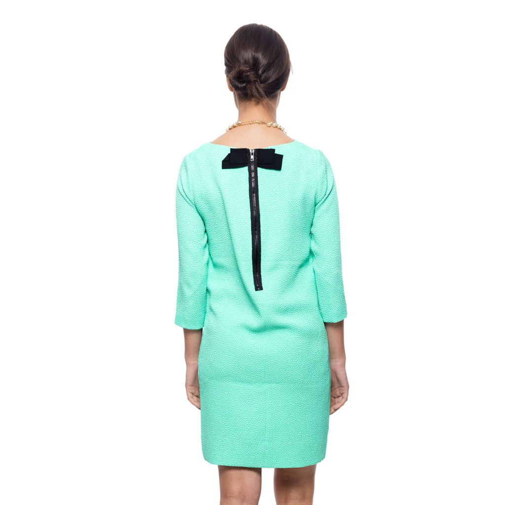 Mint Iray 3 4 Sleeve Shift Dress Shift Dress Dresses Womens Dresses [ 1024 x 1024 Pixel ]