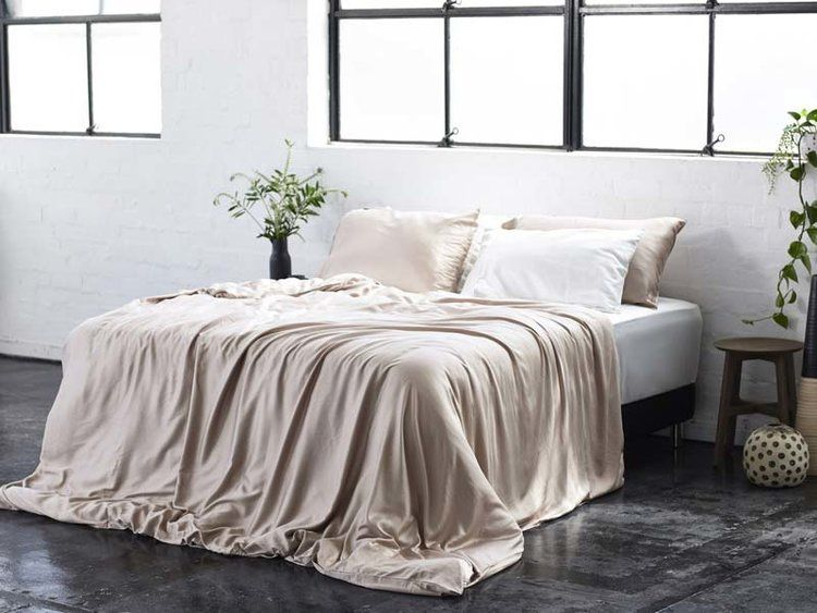 Bamboo Sheets Keep You Cool At Night And Feel Soft To The Touch