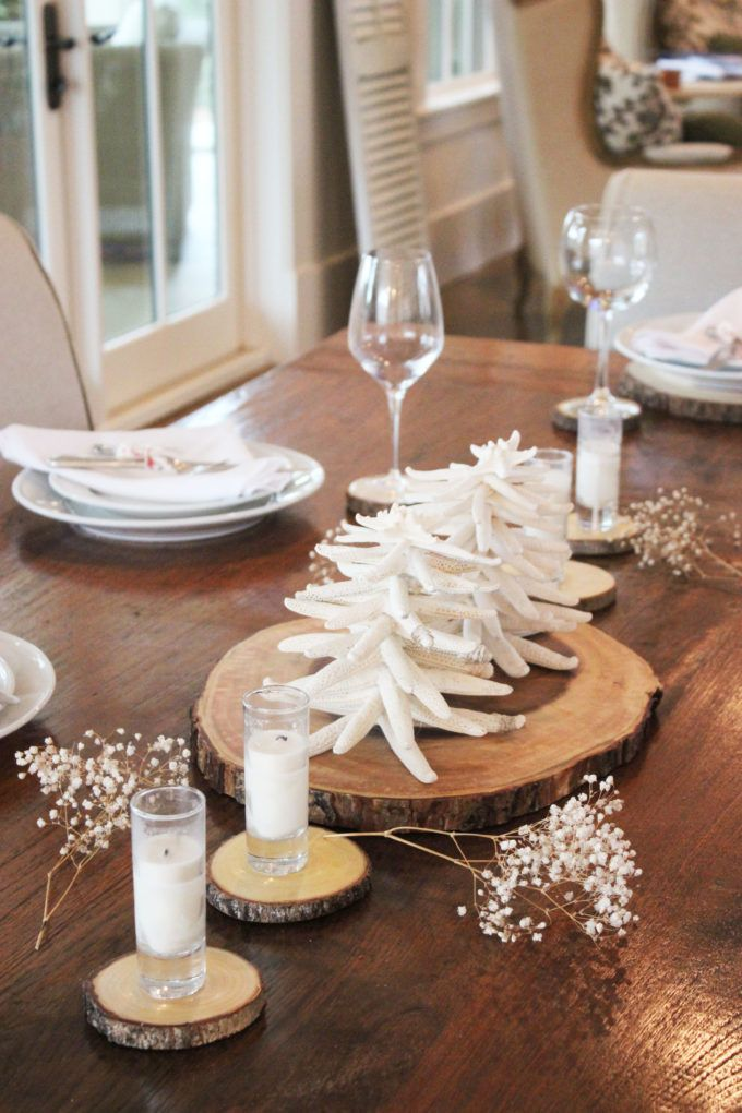 Good NEW YEARS EVE RUSTIC TABLESCAPE