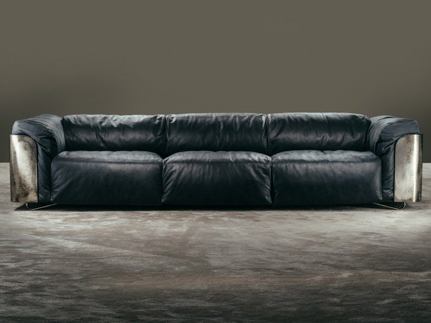 Download The Catalogue And Request Prices Of Saint Germain Sofa By Giopagani Leather Sofa Design Giovanni Pagani Fleurs In 2020 Sofa Leather Sofa Sofa Design
