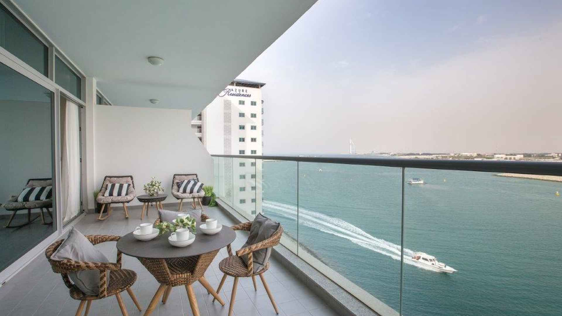 Azure Residences Apartments For Sale In Dubai Apartments For Sale Waterside Living Floor To Ceiling Windows