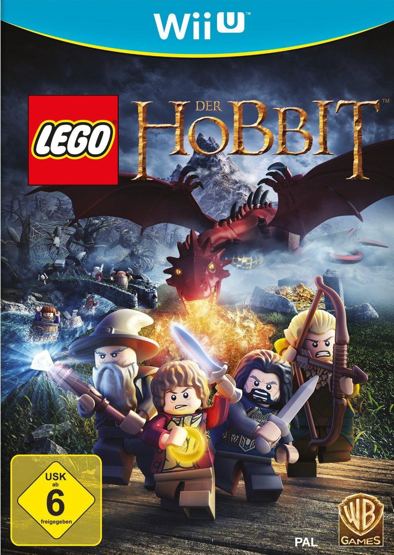 Lego Der Hobbit Nintendo Wii U Amazon De Games Hobbit Lego Der Hobbit Ds Spiele