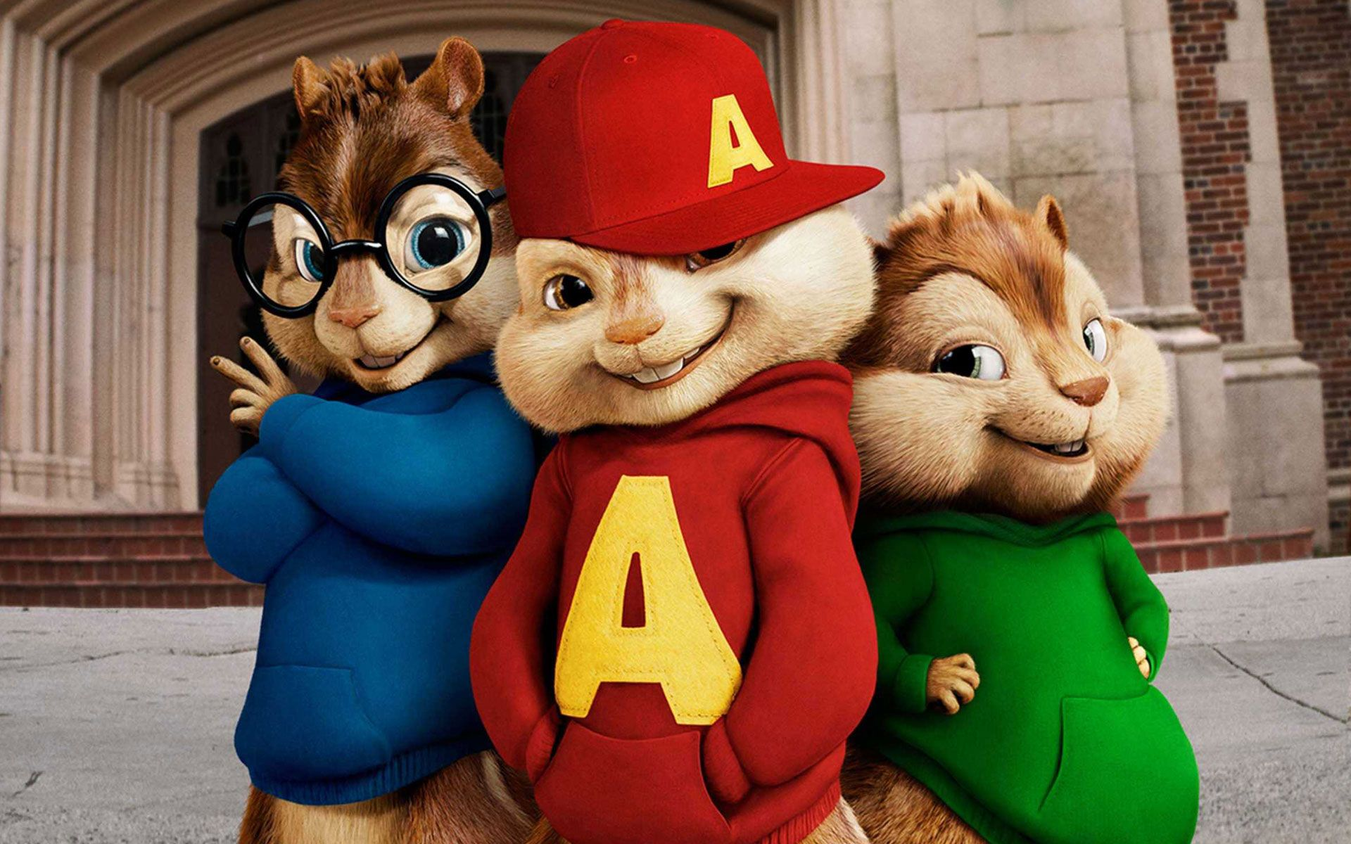 Alvin And The Chipmunks Squeakquel