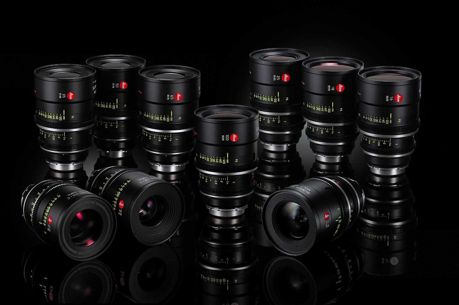 Leica Summilux-C cinema lenses now shipping (With images) | Leica ...