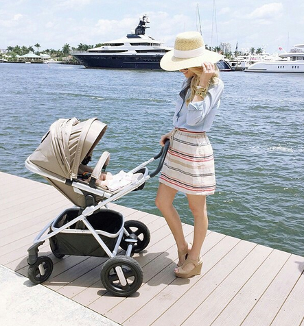 Nuna Stroller reviews, Stroller, A spoonful of style