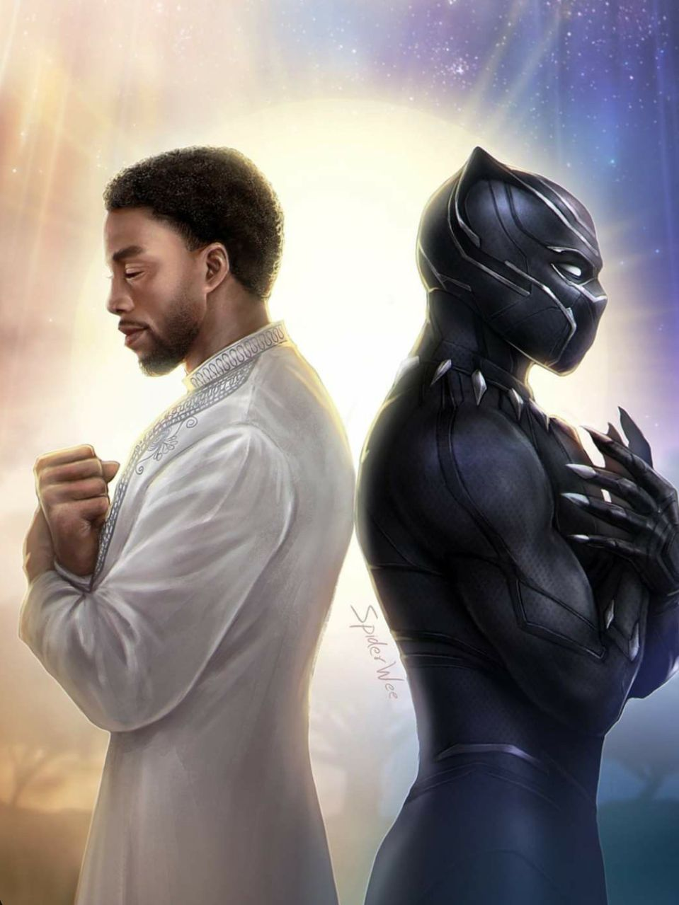 R I P Black Panther Wakanda Forever In 2020 Marvel Superheroes Black Panther Marvel Marvel Heroes