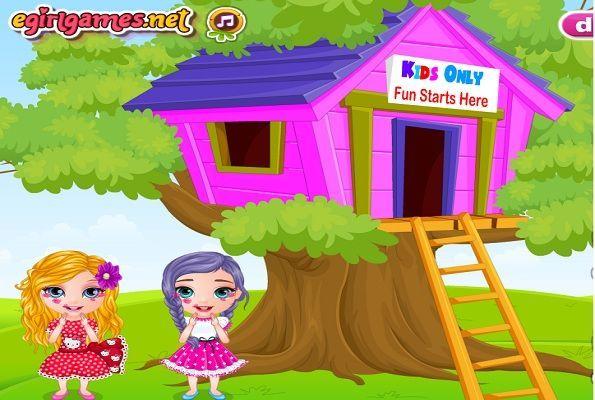 تصميم منزل باربي على الشجرة العاب بنات Character Youtube The Originals