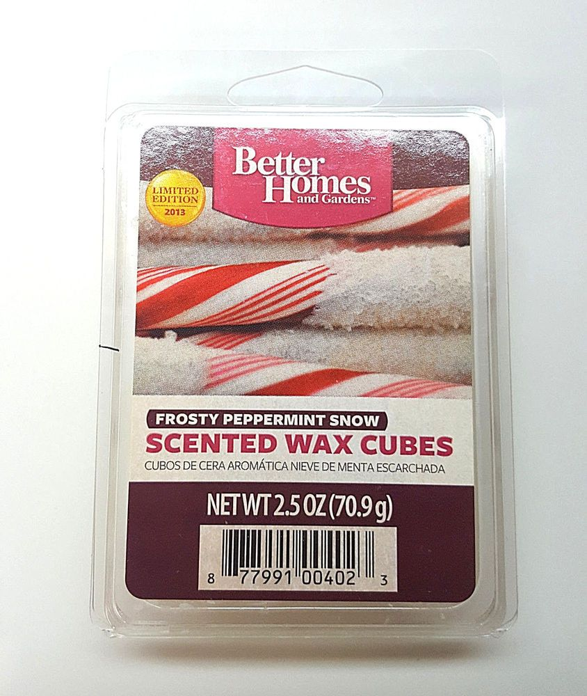 681a611d59430349fbdcc69ad1dfd29f - Better Homes And Gardens A Wonderful Winter Wax Cubes