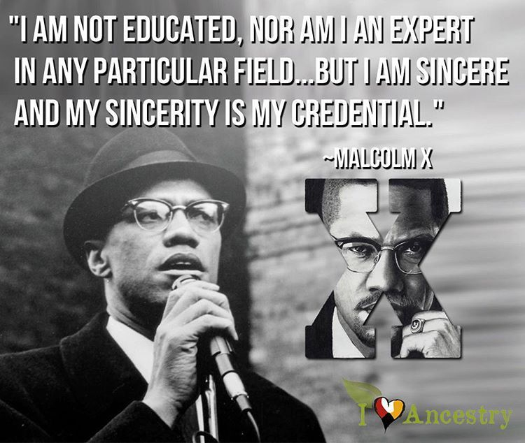 Insurance Quote For 19 Year Old Female: Honoring Legendary Malcolm X Who Was Murdered On This Day