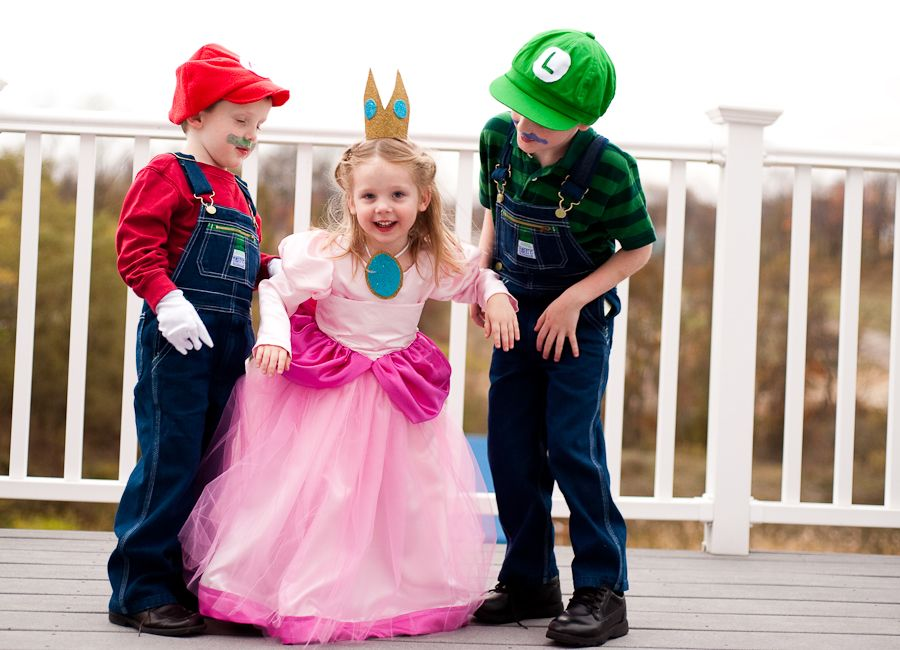 princess peach kids costume - Google Search | Costumes ...
