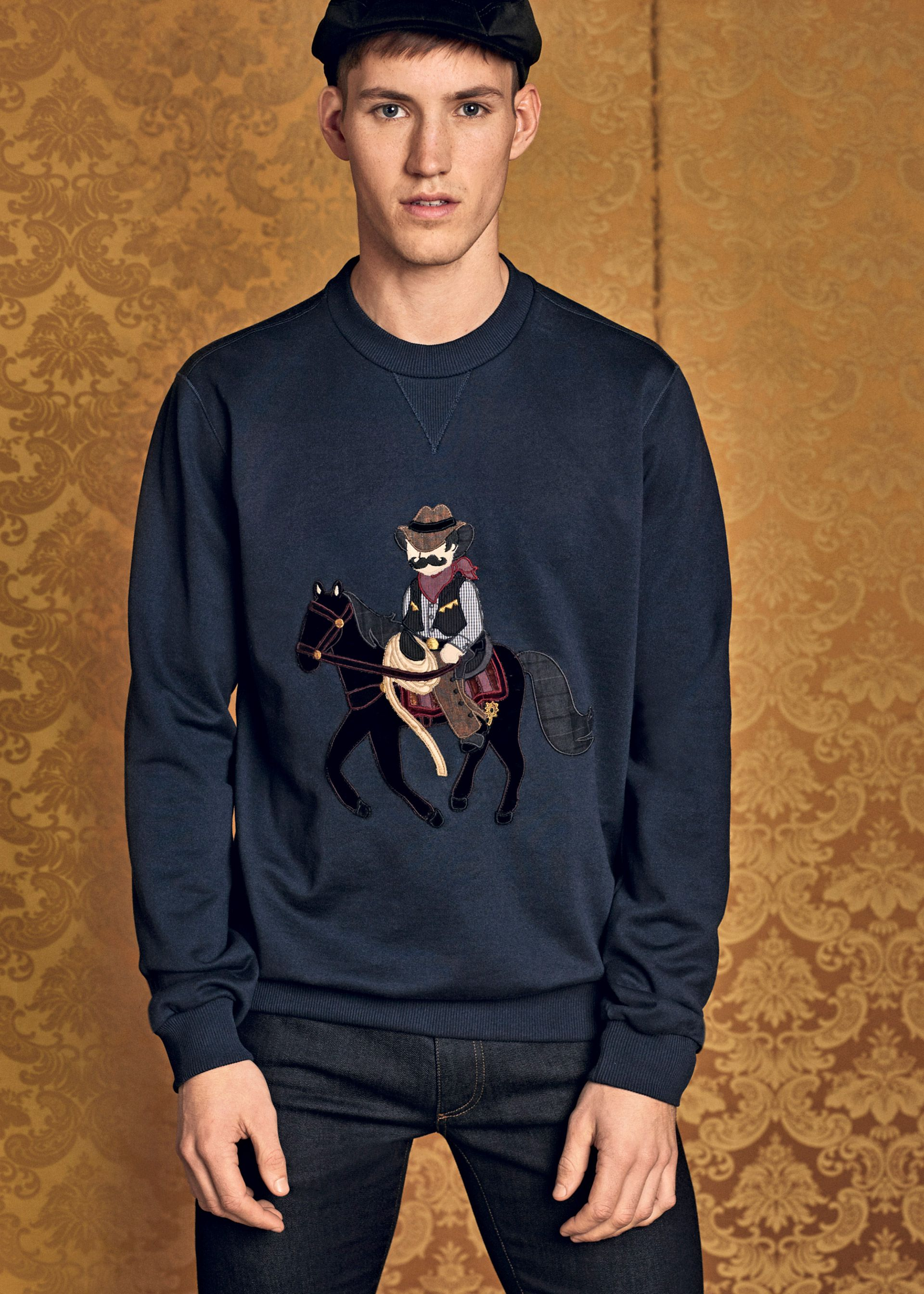 d808f36284 Discover the new Dolce & Gabbana Men's Romantic Sicily Collection for Fall  Winter 2016 2017 and get inspired.