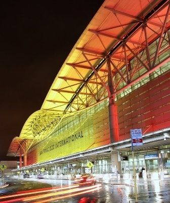 Colorful San Francisco International (SFO). #Airports #SanFrancisco #travel