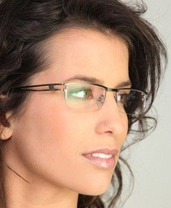Rimless Glasses For Small Faces : clear plastic eyeglasses on women over 50 - Google Search ...