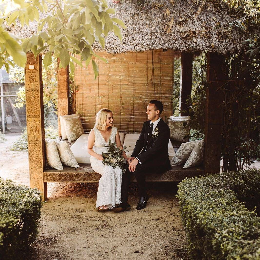 Finding time with one another on your wedding day