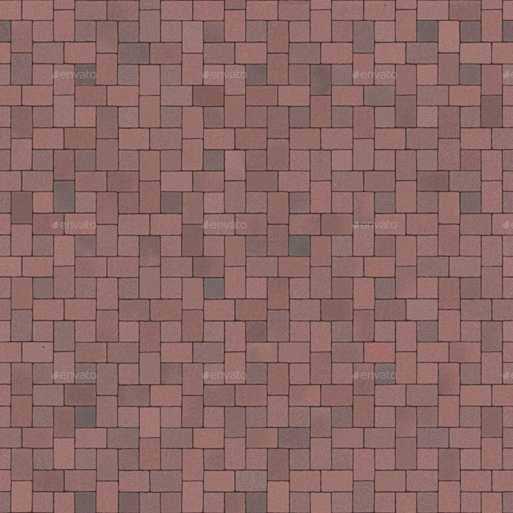 Muster K Pattern Patio Pavers