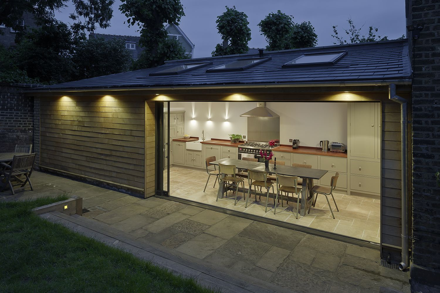 Local and 'Lofty'   Turner and Hoskins Architects