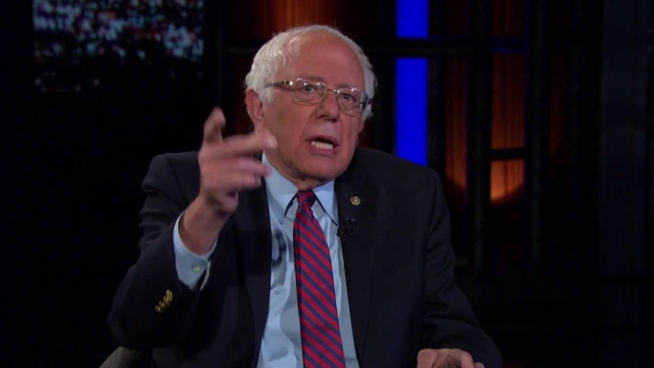 Real Time With Bill Maher Bernie Sanders Interview May 27 2016 Hbo Bill Maher Bernie Sanders Hbo Documentaries