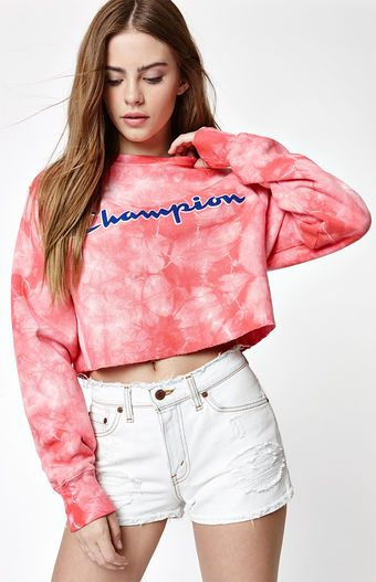 Champion x PacSun Fleece Pullover Sweatshirt ChampionShop All Champion 98fc74c19cda