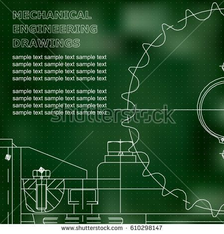 Mechanical engineering drawing vector green points bubushonok mechanical engineering drawing vector green points bubushonok art bubushonokart malvernweather Image collections