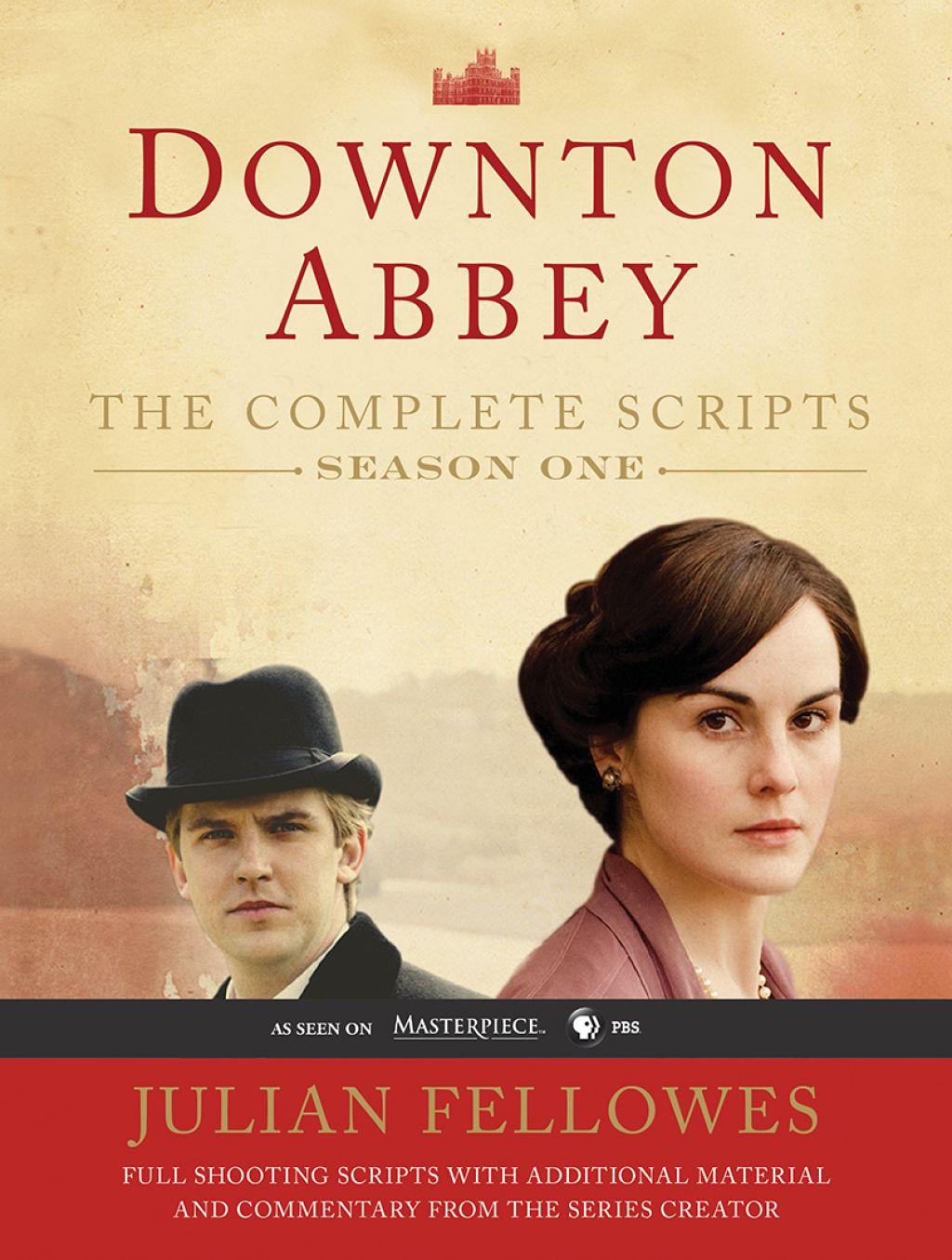 Downton Abbey Script Book Season 1 Ebook Downton Abbey Series
