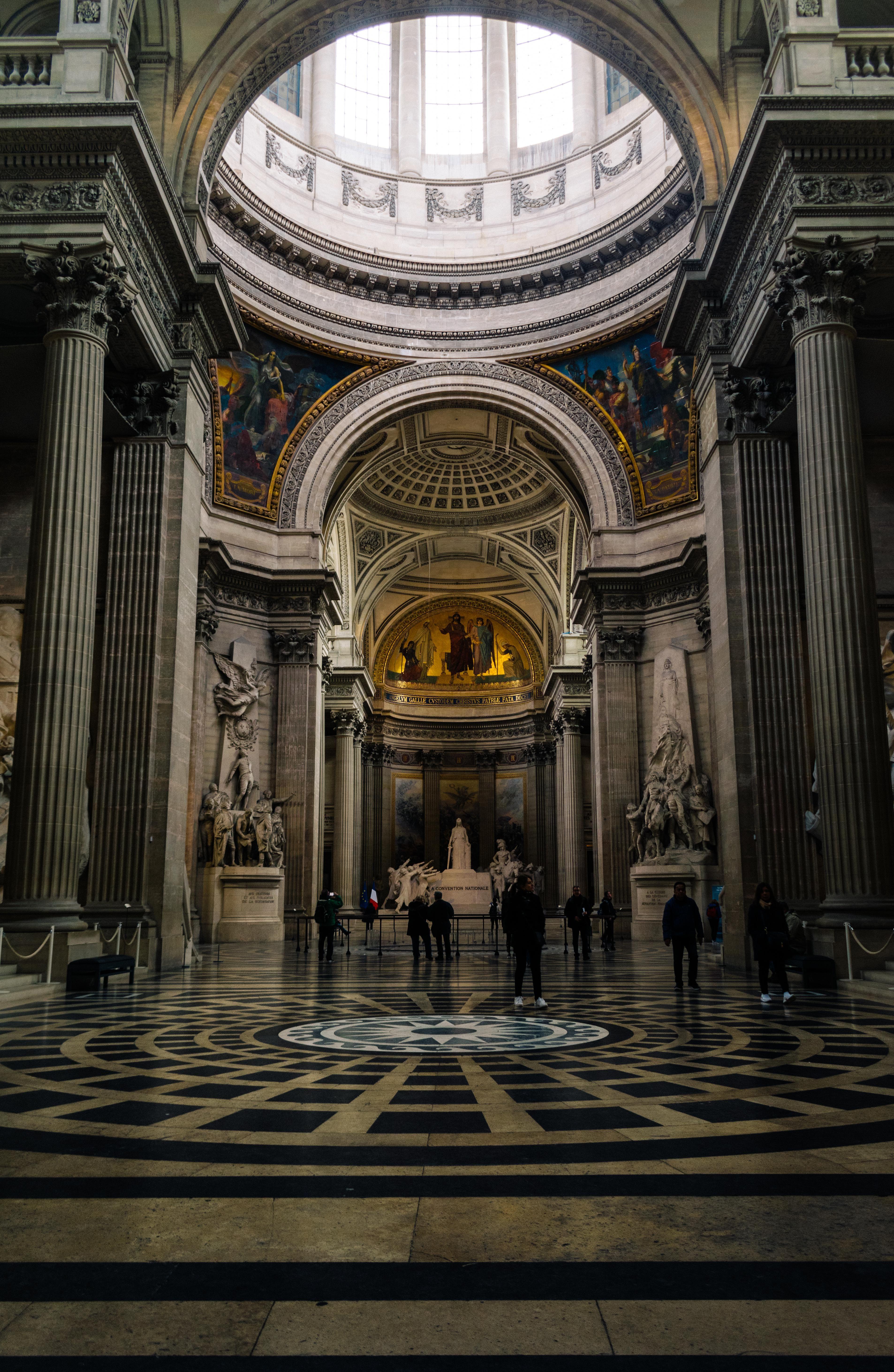 Panthéon Paris 3/03 (taken by myself). in 2020 Pantheon