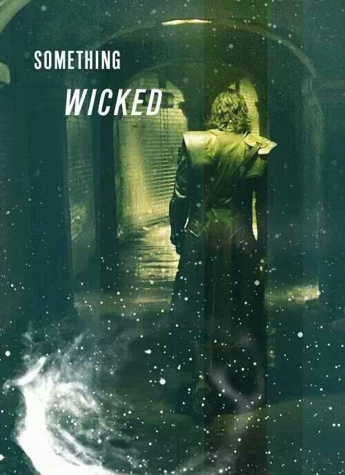 Something wicked?