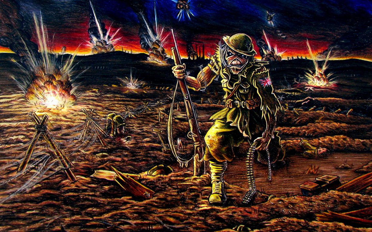 The Many Faces Of Iron Maiden S Eddie Iron Maiden Eddie Iron Maiden Tattoo Iron Maiden The Trooper