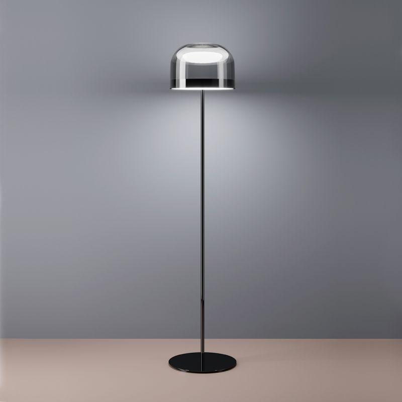 Floor lamp equatore gabriele e oscar buratti