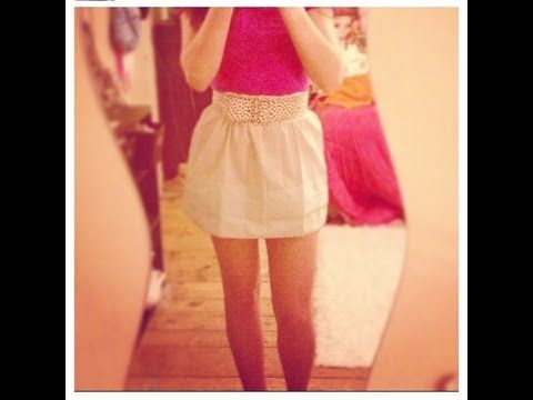 Skirts are really in style this season and Knock Positive shows you how to create your own DIY skirt out of an old pillowcase. It\u0027s .. & Cute \u0026 Easy DIY Skirt (using a pillowcase!) | pimp youre barbie ... pillowsntoast.com